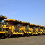 Mining machines ready for shipment from Thailand