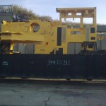 Komatsu PC3000 excavator