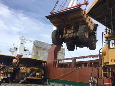 Heavylift cargo shipping