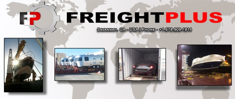 Freightplus Savannah - Overseas Boat Transport