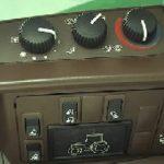 Air conditioning control unit in mining machine