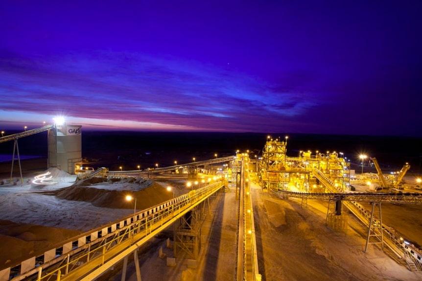 Galaxy's Mt Cattlin lithium mine in WA