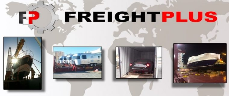 Freightplus - Global Shipping for Boats, RV's, Cars, & More.
